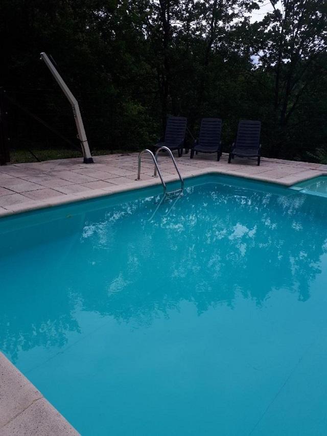 2 mai 219 piscine